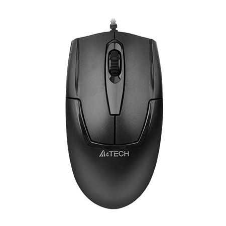 MOUSE OPTIC USB V-TRACK PADLESS A4TECH | wauu.ro