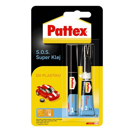 ADEZIV PLASTIC PATTEX SOS | wauu.ro