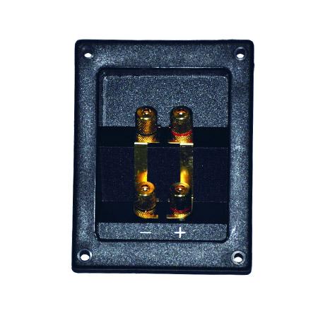 CONECTOR BOXA 4 TERMINALE GOLD | wauu.ro