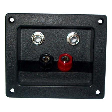 CONECTOR BOXA 2 BANANA + 2 JACK | wauu.ro