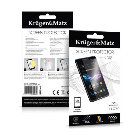 FOLIE PROTECTIE SMARTPHONE FLOW KRUGER&MATZ | wauu.ro