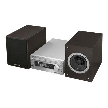 SISTEM AUDIO CD/USB/BT 2X20W RMS KRUGER&MATZ   wauu.ro