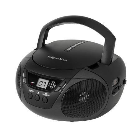 RADIO CD PLAYER USB SD KRUGER&MATZ   wauu.ro