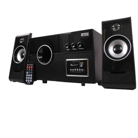 SUBWOOFER 2.1 + FM DIGITAL INTEX IT2475 BEATS | wauu.ro