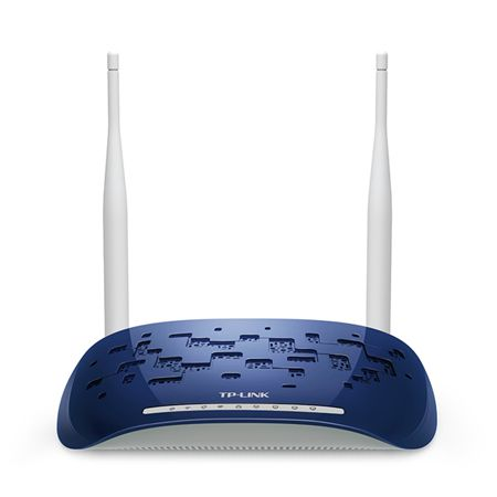 ROUTER WIRELESS ADSL2+ TD-W8960N 300MB/S | wauu.ro