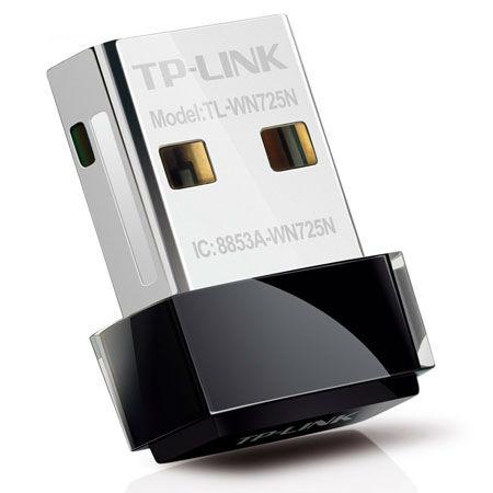 ADAPTOR WIRELESS TL-WN725N USB 2.0 TP-LINK | wauu.ro