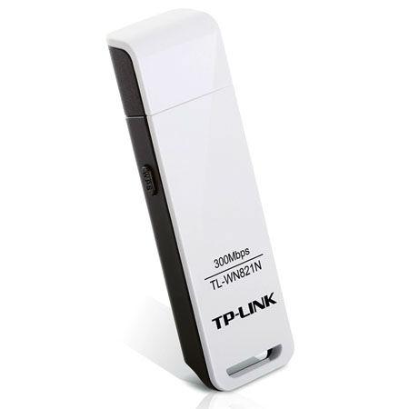 CARD USB WIFI 300MBPS TP-LINK TL-WN821N | wauu.ro