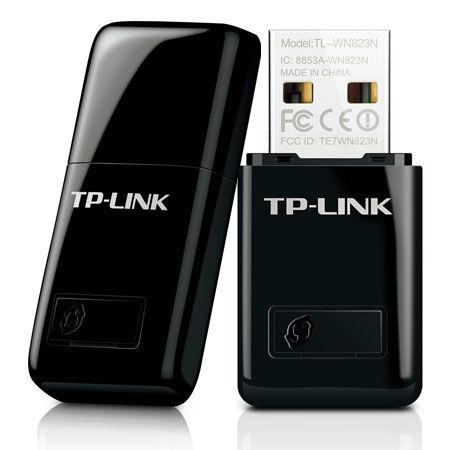 CARD WIFI USB MINI 300MBPS TP-LINK TL-WN823N | wauu.ro