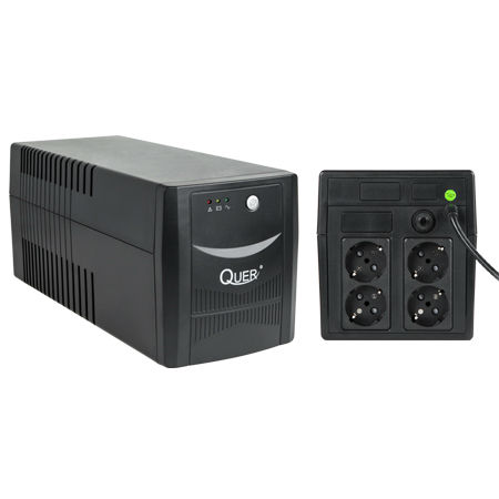UPS MICROPOWER 1000 (1000VA/600W) REBEL | wauu.ro