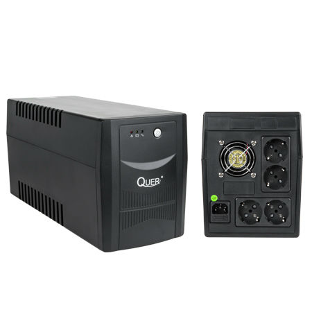UPS MICROPOWER 1500 (1500VA/900W) REBEL | wauu.ro