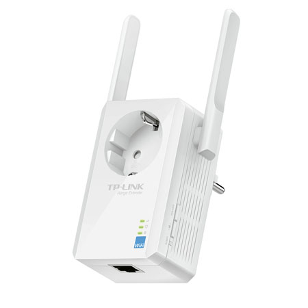 RANGE EXTENDER WIFI 300MBPS WA860RE TP-LINK | wauu.ro
