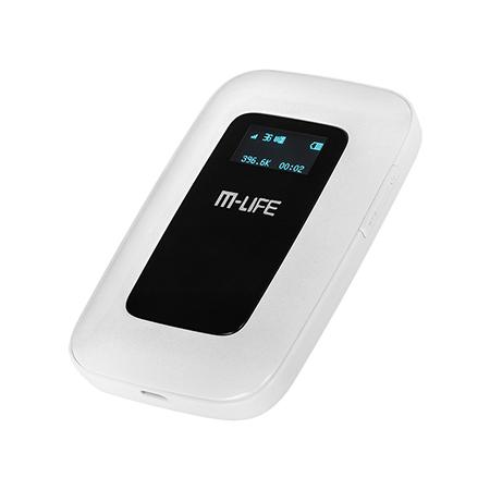 MIFI ROUTER 4G LTE M-LIFE   wauu.ro