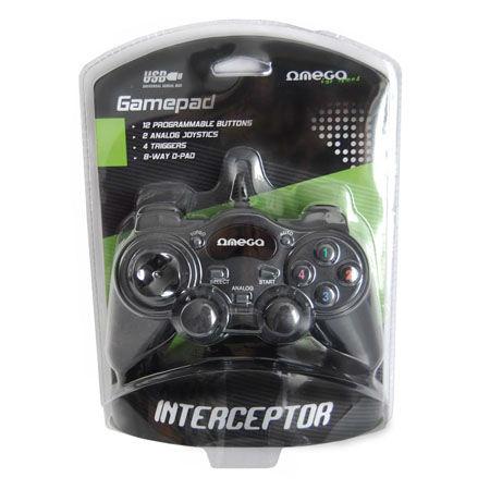 GAMEPAD INTERCEPTOR USB OMEGA | wauu.ro