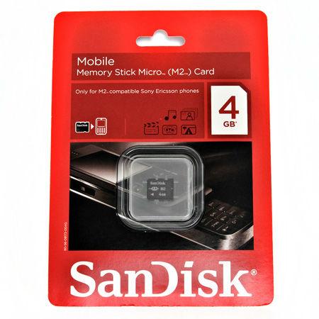 CARD MEMORY STICK MICRO M2 4GB | wauu.ro