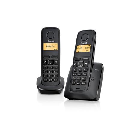 TELEFON DECT A120 DUO SIEMENS GIGASET | wauu.ro