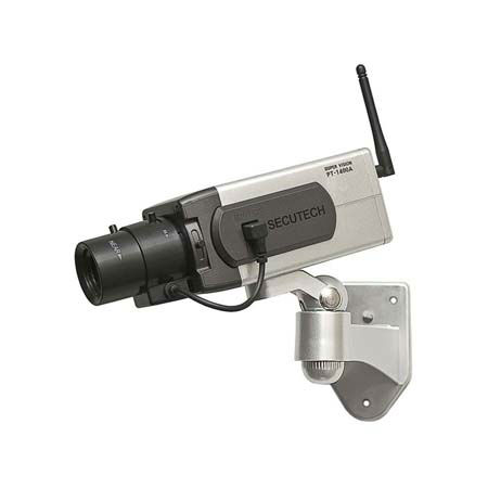 CAMERA SUPRAVEGHERE FALSA DUMMY CAMERA | wauu.ro