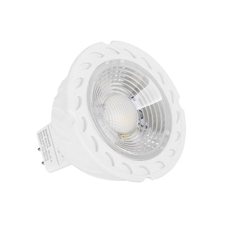 BEC LED 5W MR16 3000K 230V VIPOW | wauu.ro