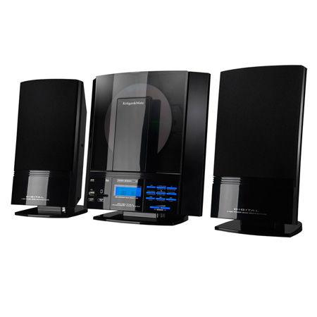 MINI SISTEM AUDIO CD/USB/SD KRUGER & MATZ   wauu.ro