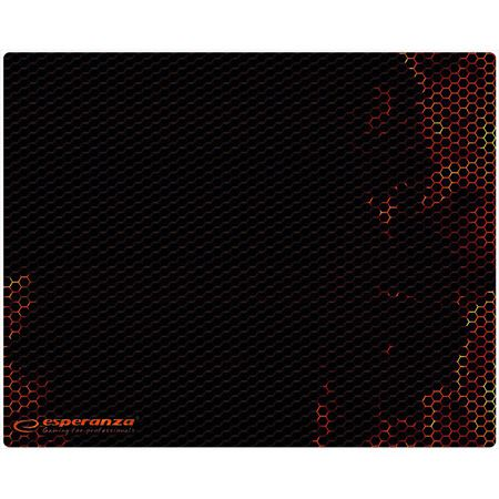 MOUSE PAD GAMING RED 44X35 | wauu.ro