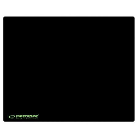 MOUSE PAD GAMING BLACK 40X30 | wauu.ro