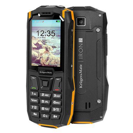 TELEFON RUGGED 3G IRON 2S KRUGER&MATZ | wauu.ro