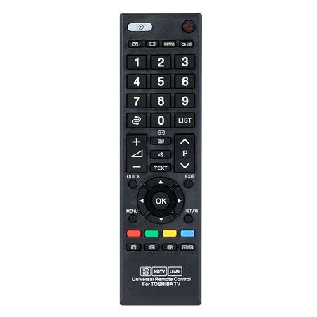 TELECOMANDA UNIVERSALA LED TV TOSHIBA | wauu.ro
