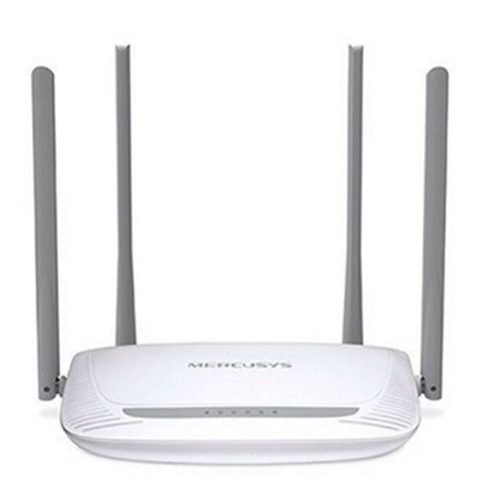 ROUTER WIRELESS 300MBPS 4 ANTENE MERCUSYS | wauu.ro