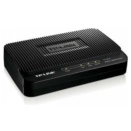 ROUTER/ADSL2 TP-LINK TD-W8816 | wauu.ro