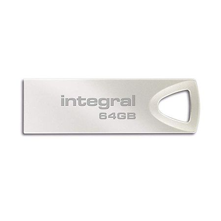 FLASH DRIVE 64GB USB 2.0 INTEGRAL ARC | wauu.ro