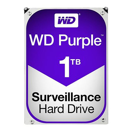 HDD 1TB SATA3 64MB PURPLE WESTERN DIGITAL | wauu.ro