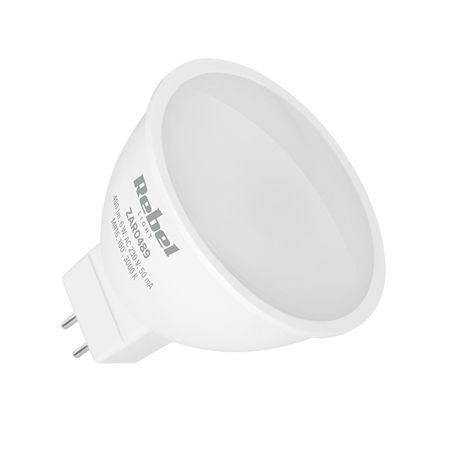 BEC LED MR16 230V 6W 3000K REBEL | wauu.ro