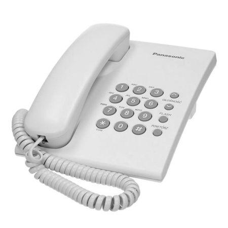 TELEFON PANASONIC KX-TS500PDW | wauu.ro