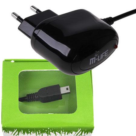 INCARCATOR RETEA M-LIFE MINI USB 2000MA | wauu.ro
