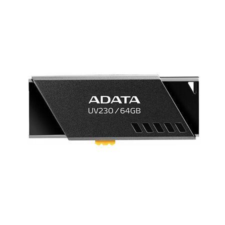 FLASH DRIVE USB 2.0 64GB UV230 ADATA | wauu.ro
