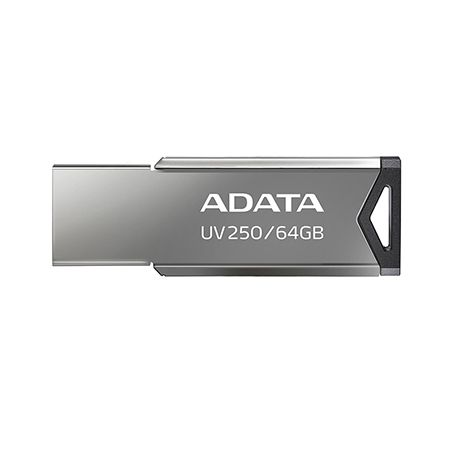 FLASH DRIVE 64GB 2.0 UV250 ADATA | wauu.ro
