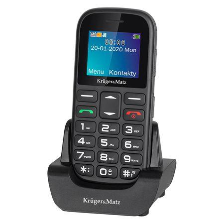 TELEFON SENIOR SIMPLE 920 KRUGER&MATZ | wauu.ro