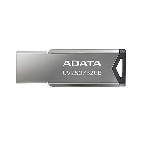 FLASH DRIVE USB 2.0 32GB UV250 METAL ADATA | wauu.ro