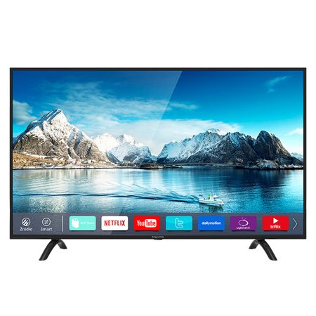 TV 4K ULTRA HD SMART 50 INCH 127 CM K&M | wauu.ro