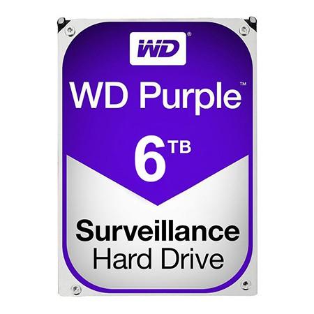 HDD 6TB SATA3 PURPLE WESTERN DIGITAL   wauu.ro