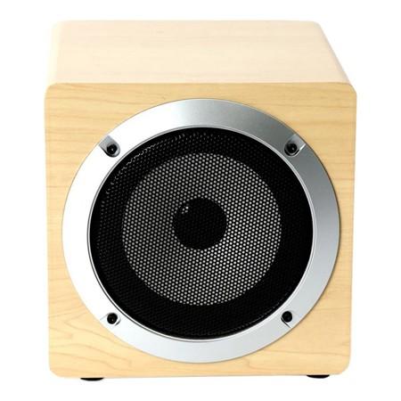 BOXE LEMN 4 INCH 5W BLUETOOTH V4.2 TWS | wauu.ro