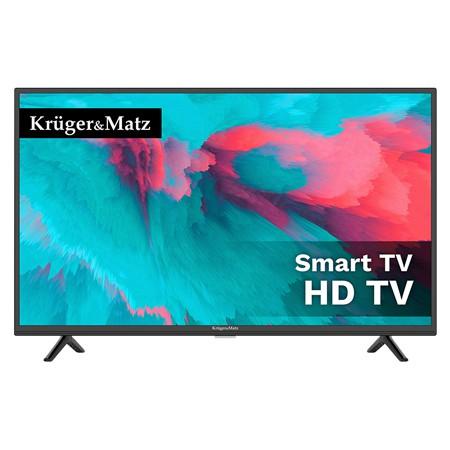 TV HD SMART 32 INCH 81CM H265 HEVC KRUGER&MAT   wauu.ro