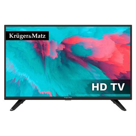 TV HD 32 INCH 81CM H.265 HEVC KRUGER&MATZ   wauu.ro