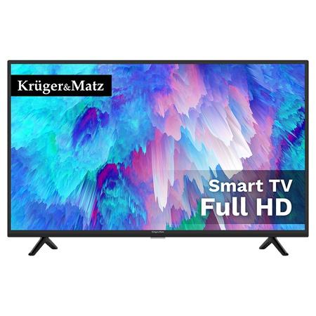 TV FULL HD SMART 40 INCH 102CM SERIE A K&M   wauu.ro